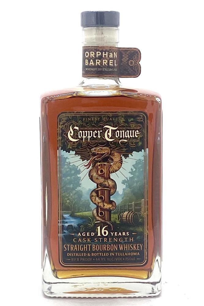 Orphan Barrel Copper Tongue 16 Year Bourbon