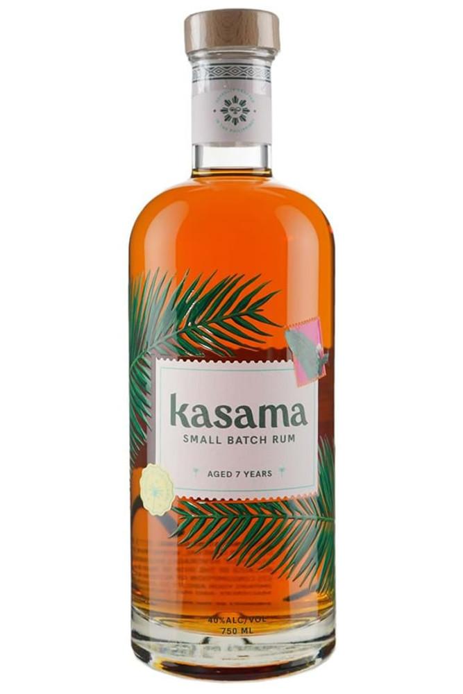 Kasama Gold 7 Year Rum