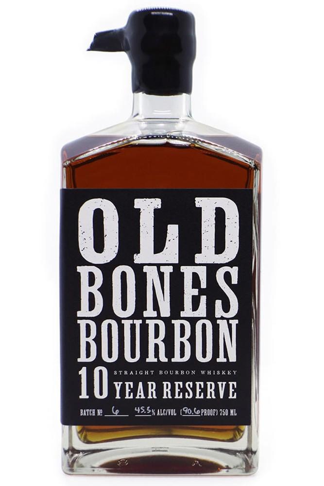 Backbone Old Bones 15Yr Bourbon