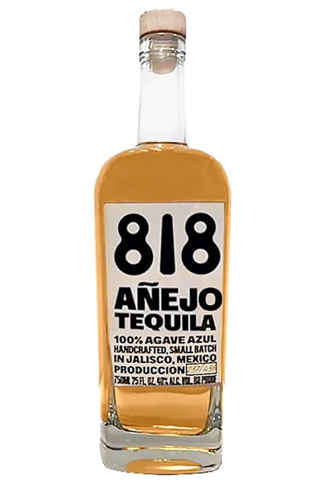 818 Anejo Tequila