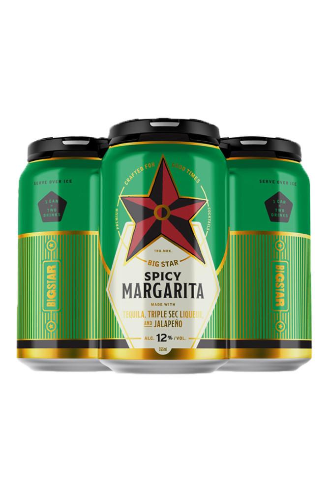 Big Star Spicy Margarita