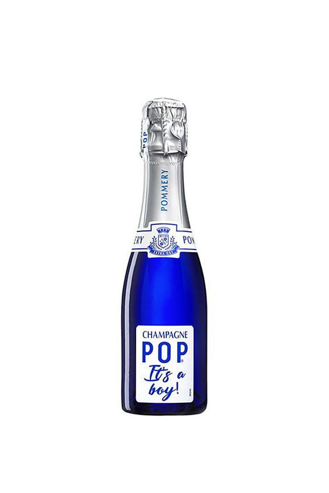 Pommery Pop Champagne It's A Boy