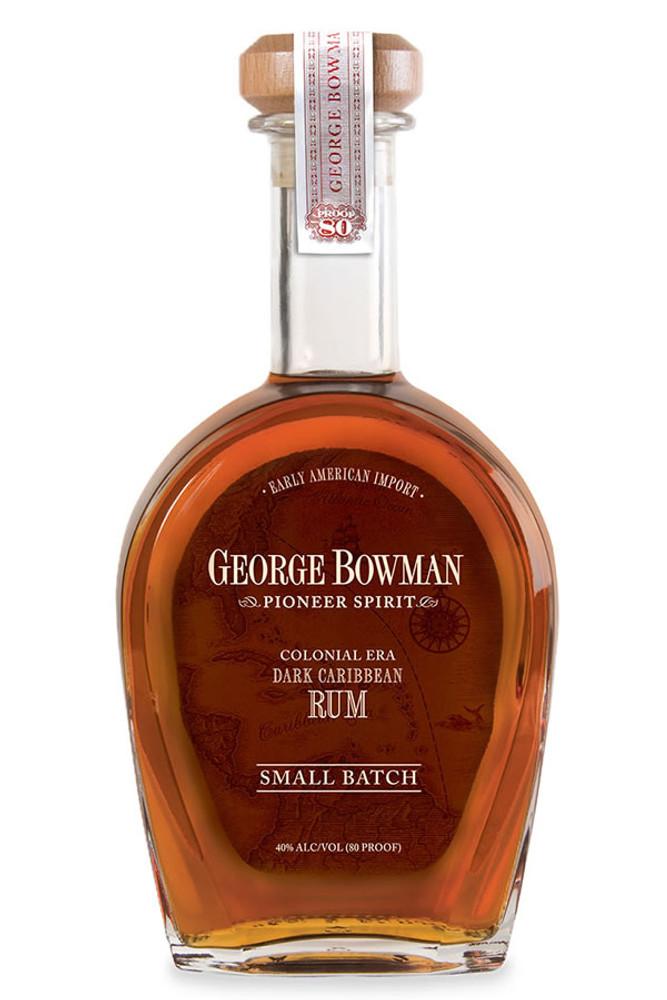 George Bowman Rum
