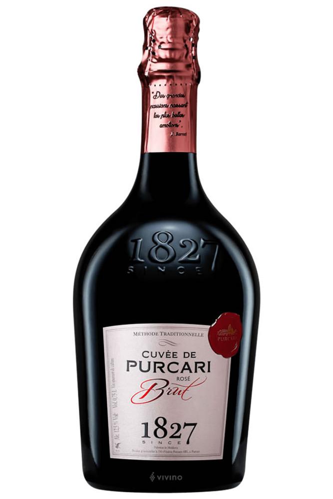 Purcari Cuvee de Purcari Brut Rose