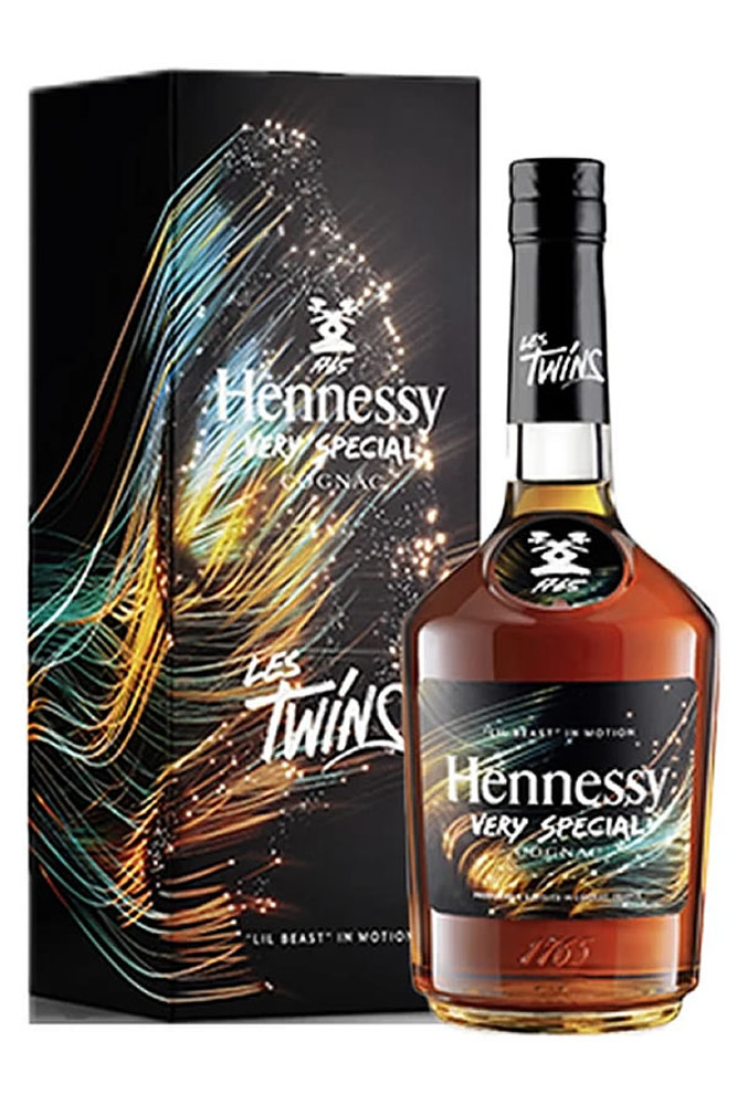 Hennessy VS Les Twins