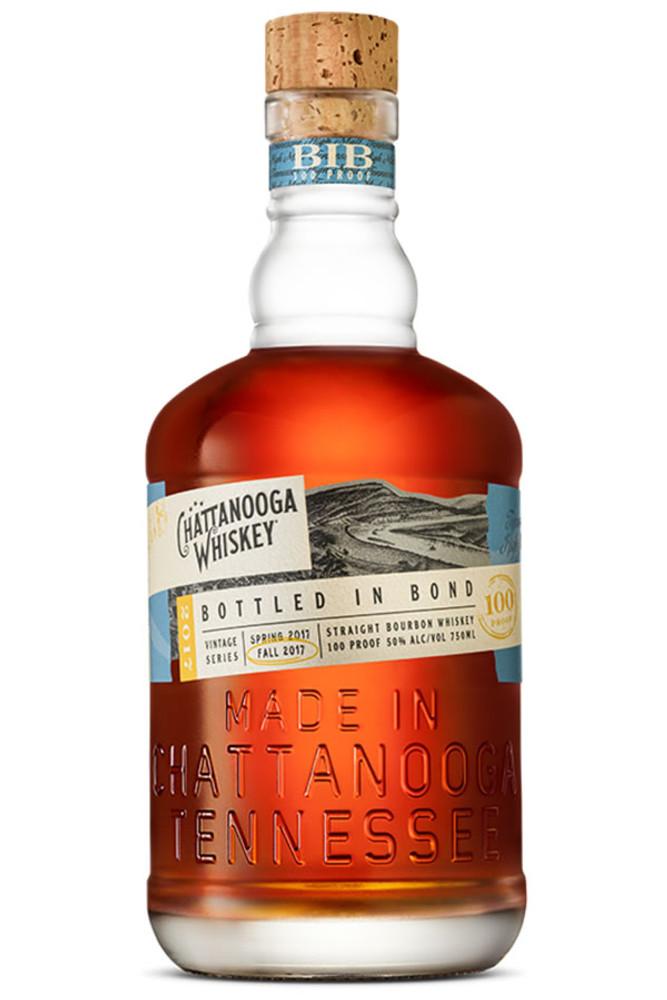 Chattanooga Whiskey Bottled in Bond Bourbon