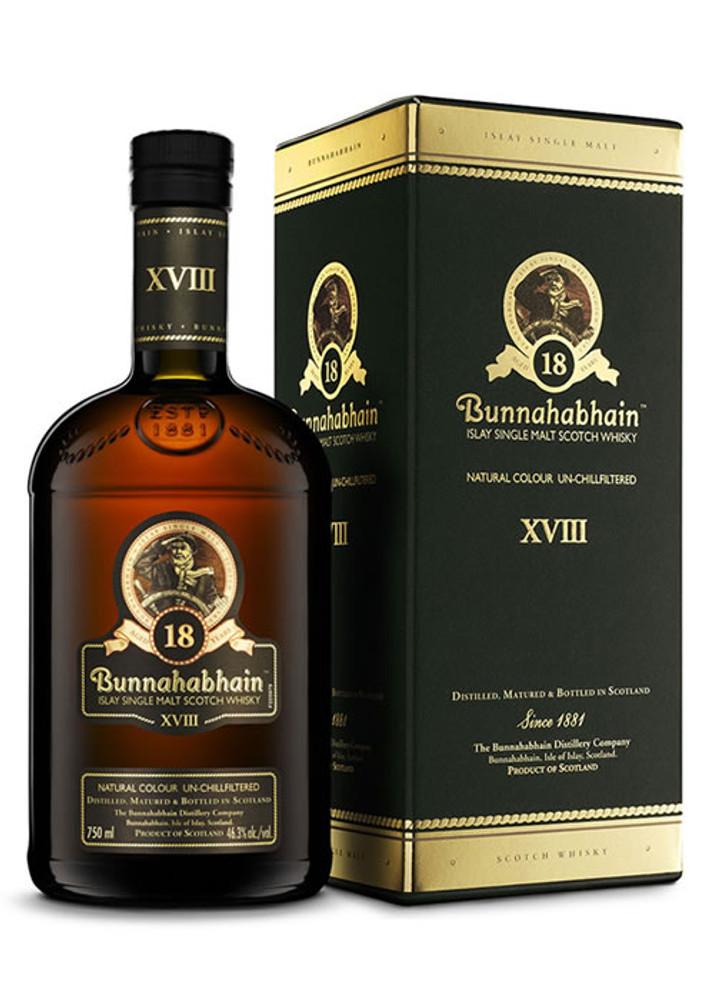 Bunnahabhain 18 Years