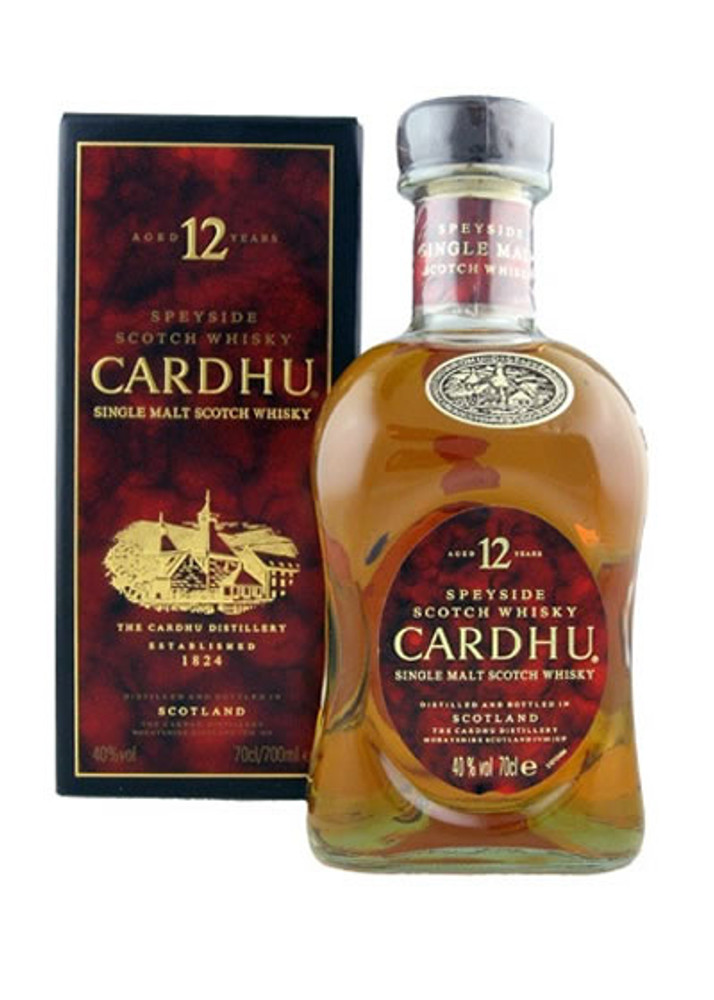 Cardhu Single Malt