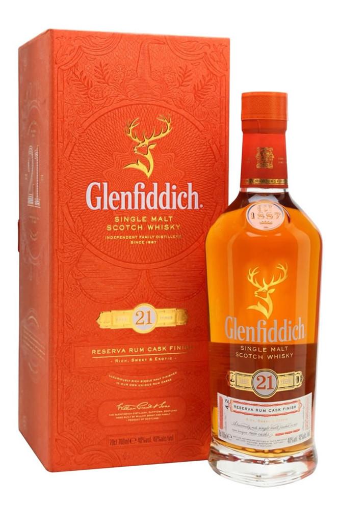 Glenfiddich 21 Year
