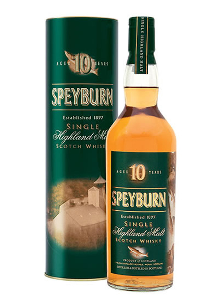 Speyburn 10 Years Old