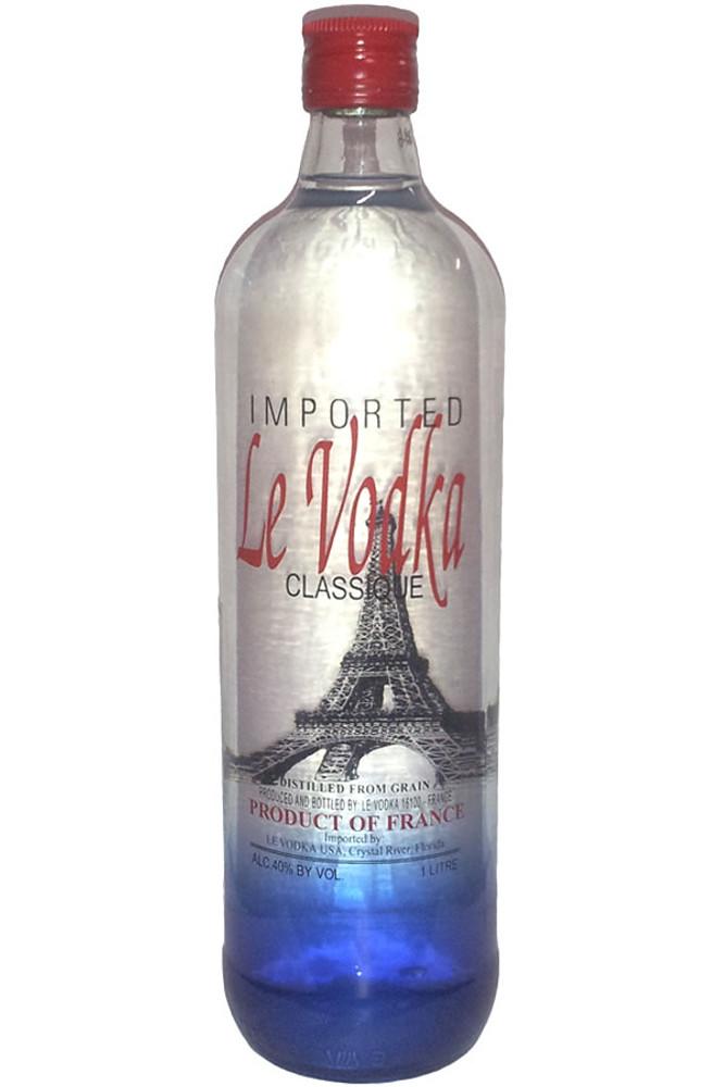 Le Vodka