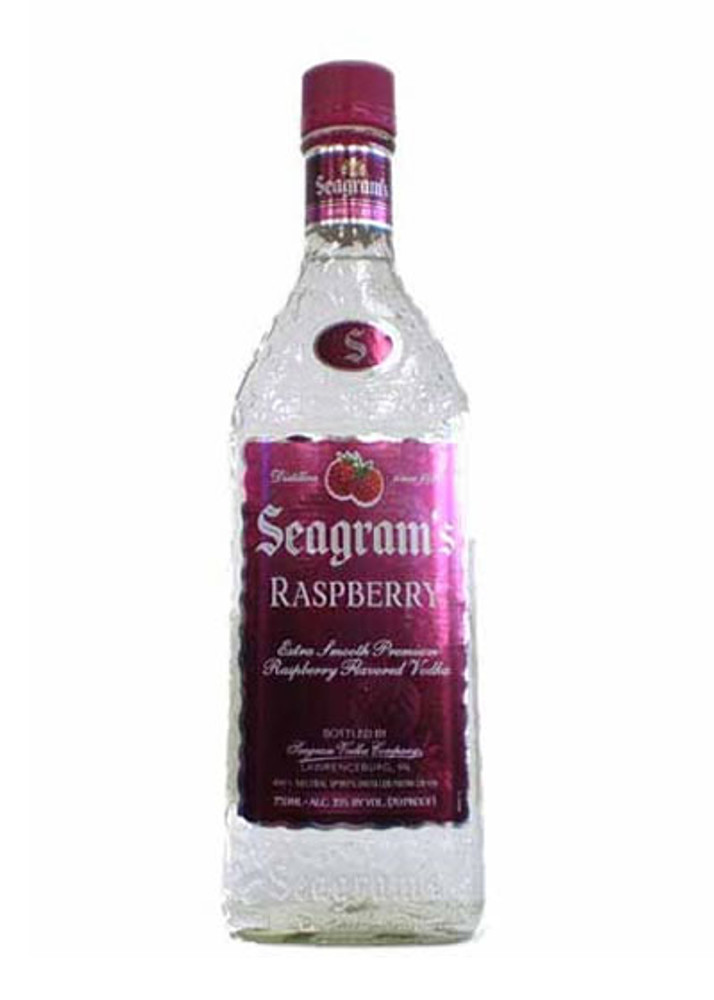 Seagrams Raspberry