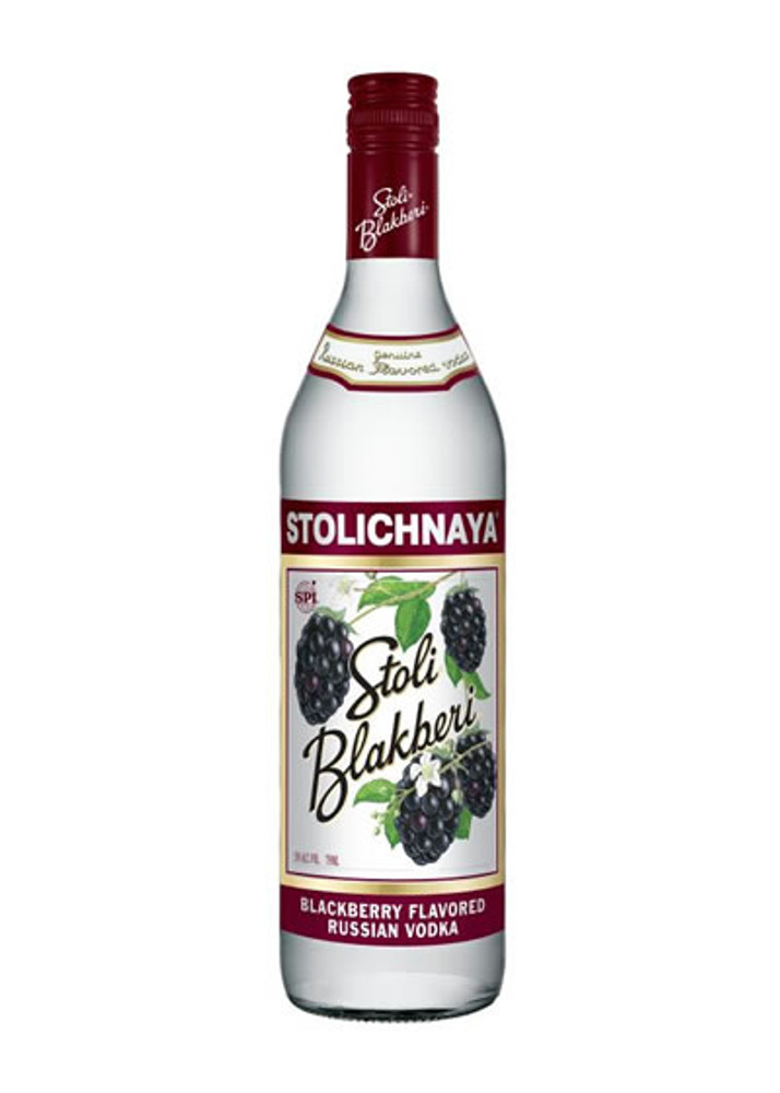Stoli Blackberry