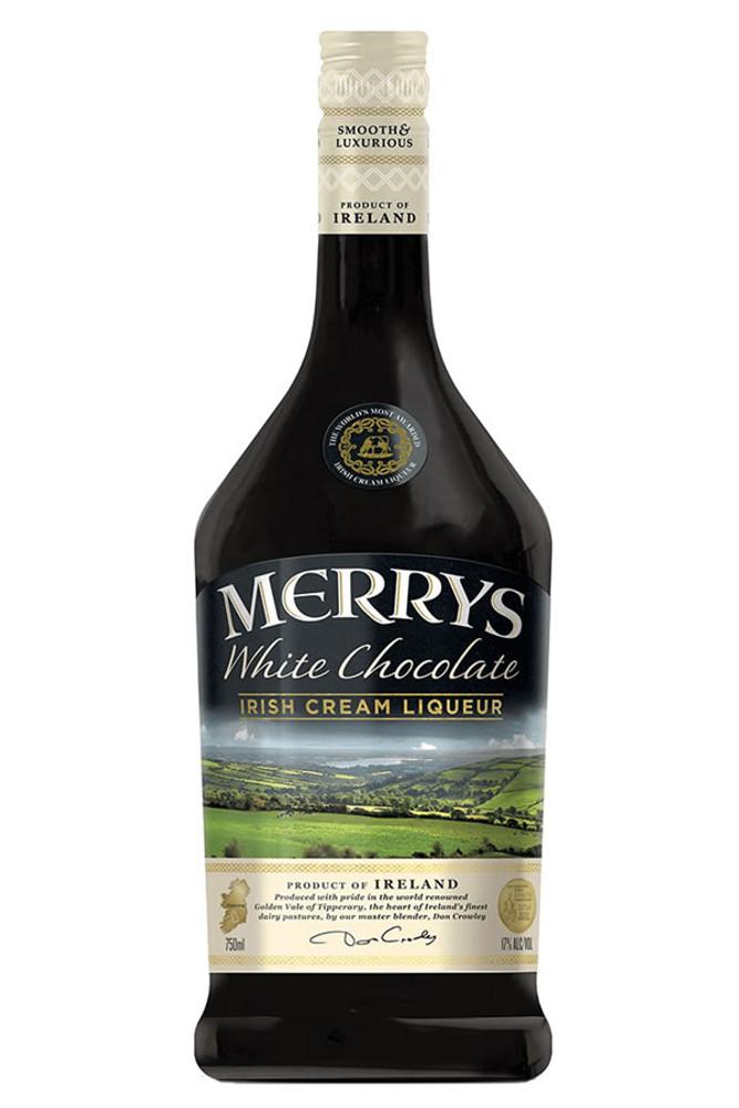 Merrys White Chocolate