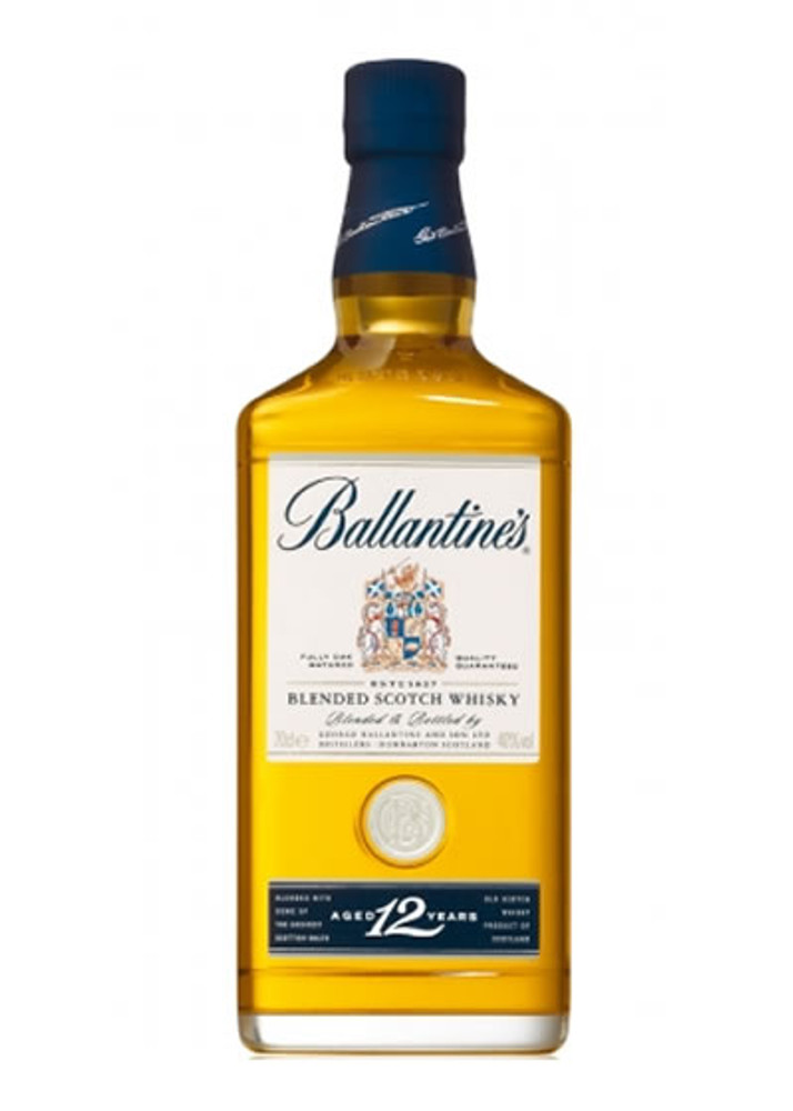 Ballantines 12 Years Old 750