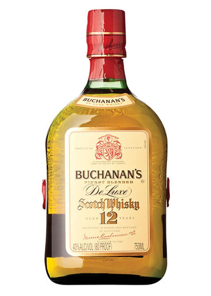 Buchanans 12 Years Old 750