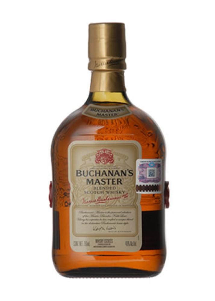 Buchanans Masters 750