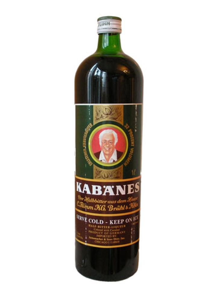 Kabanes Liqueur