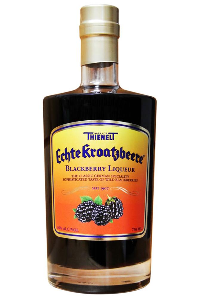 Echte Kroatzbeere Blackberry Liqueur