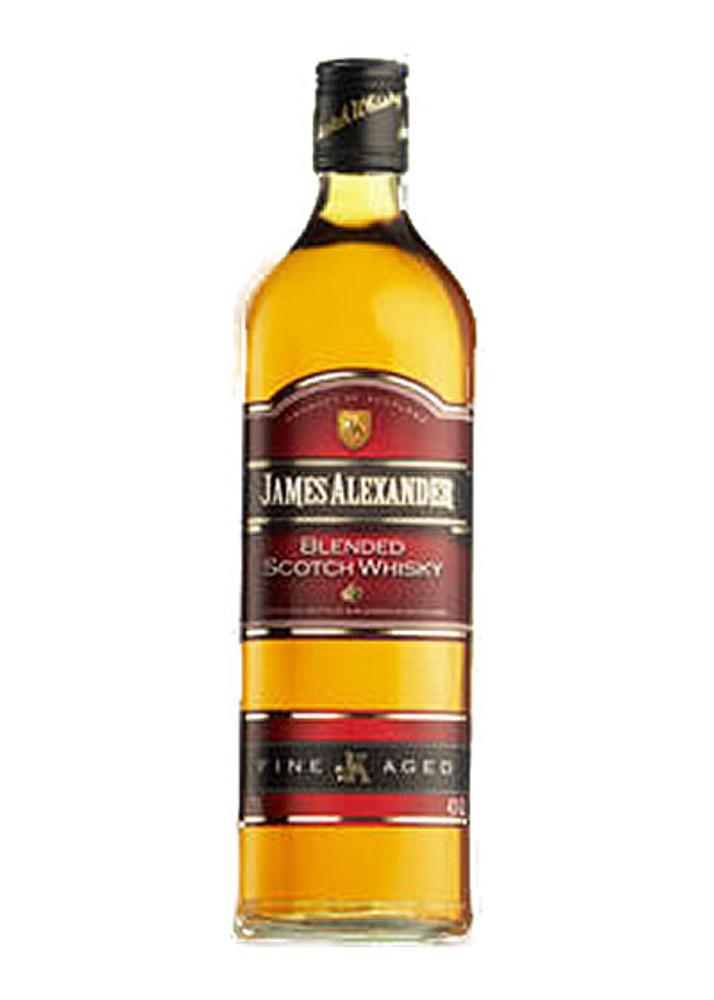 James Alexander Red Label