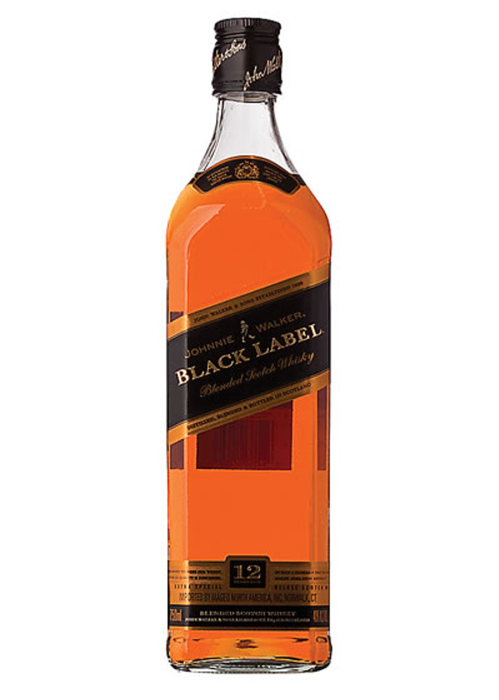 Black Label Price >> Johnnie Walker Black Label 750ml