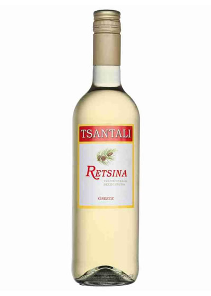 Tsantali Retsina