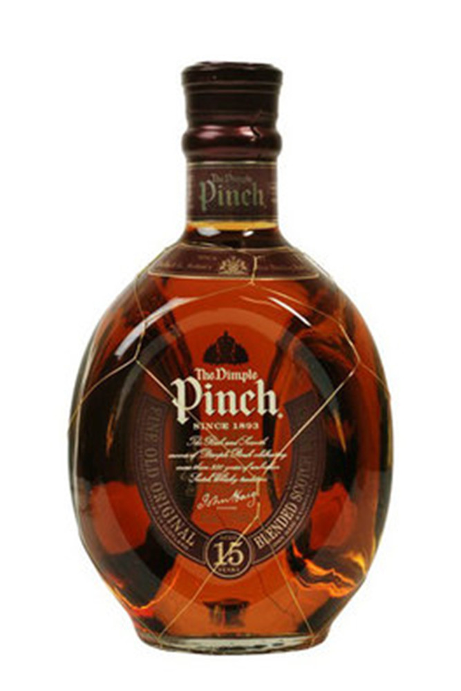 Dimple Pinch 15 Year