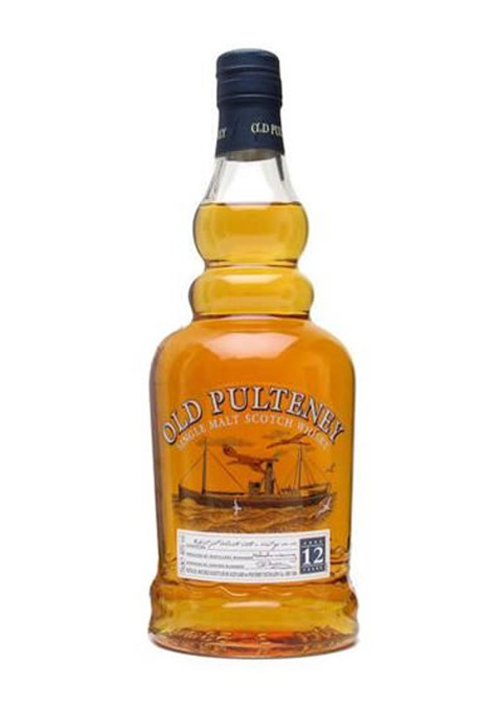 Old Pulteney 12 Years Old 750