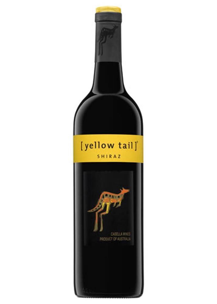 Yellow Tail Shiraz
