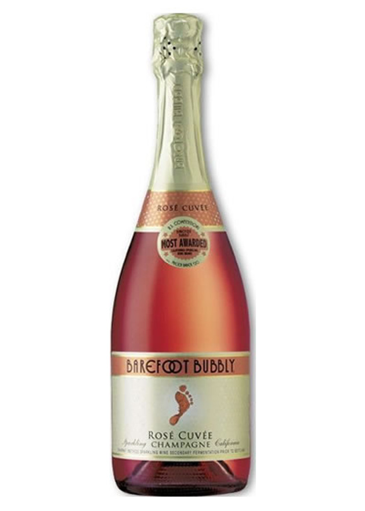 Barefoot Bubbly Rose Cuvee
