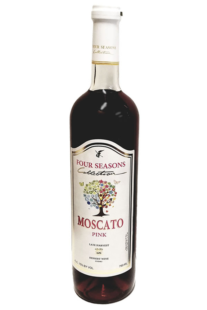 Four Seasons Moscato Pink