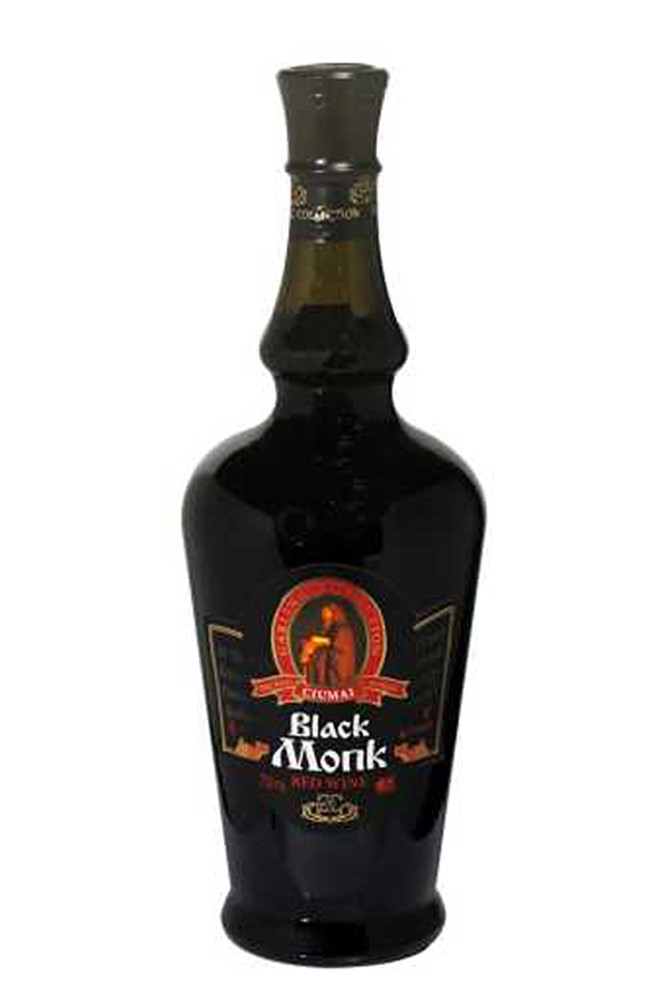 Garling Black Monk