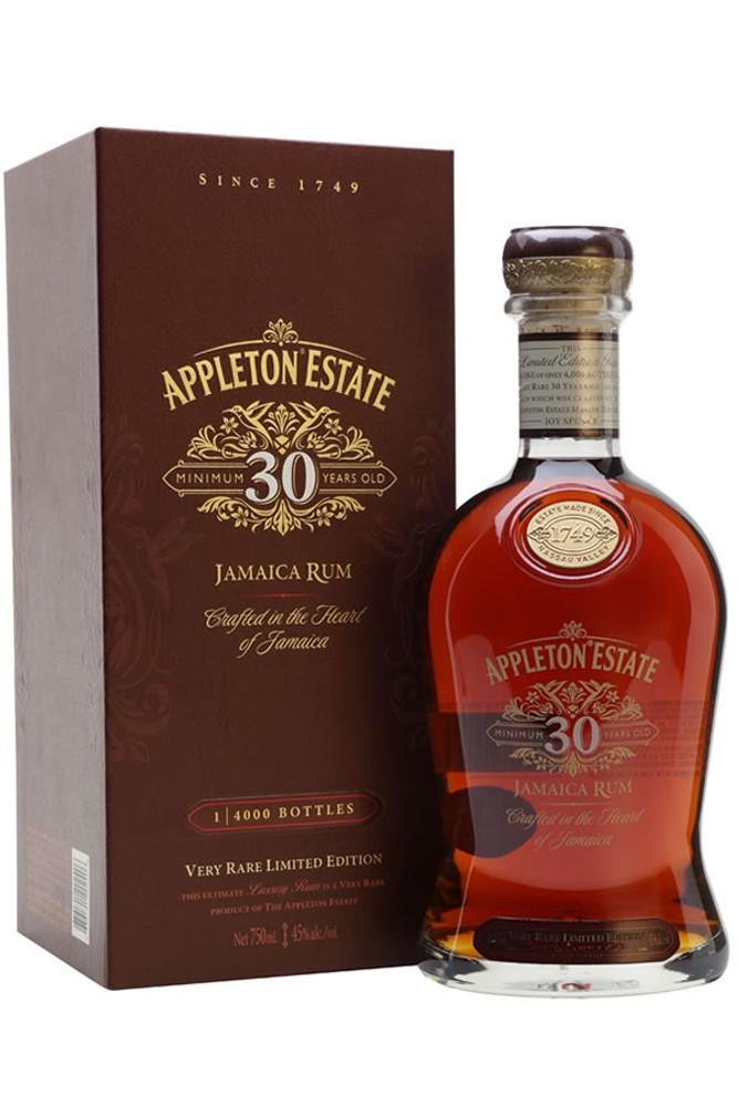 Appleton Estate 30 Years Old