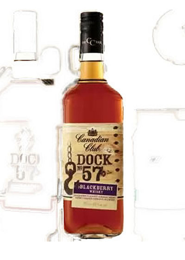Canadian Club Dock 57 Blackberry