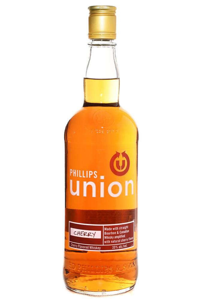 Phillips Cherry Union Whiskey