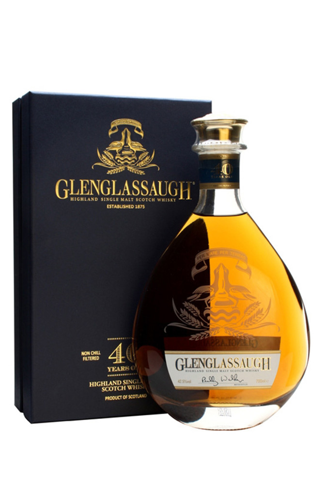 Glenglassaugh 40 Year Old 44.6% 1967