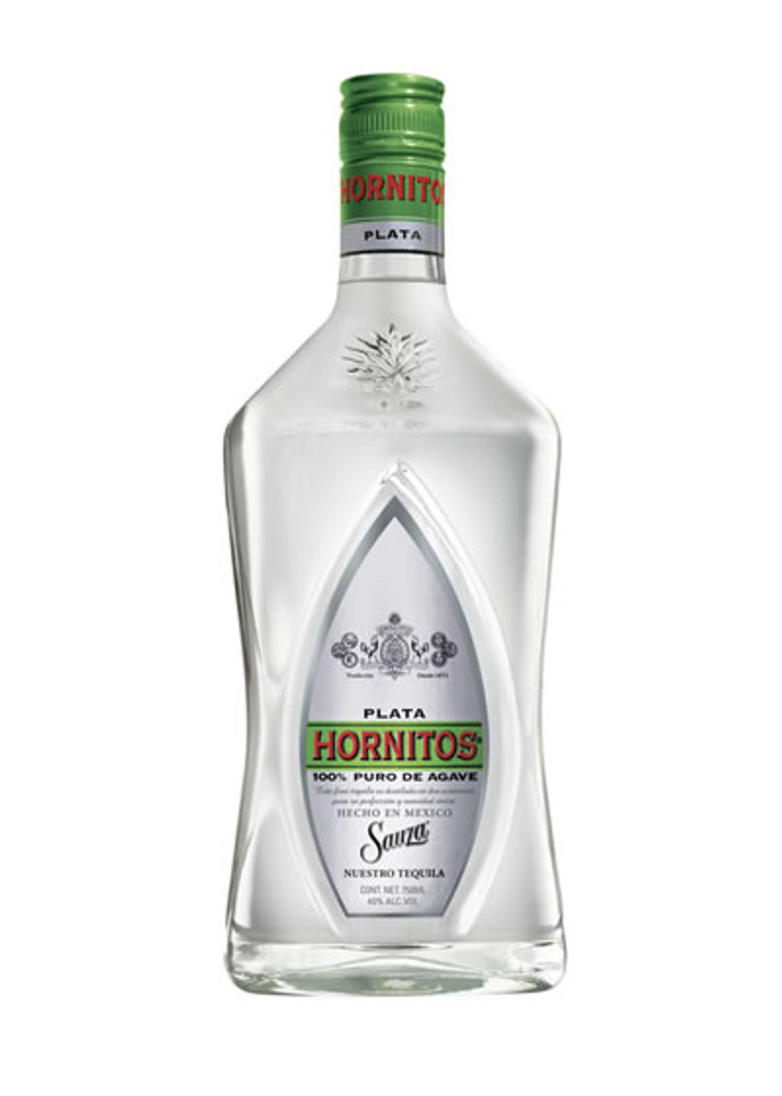 Sauza Hornitos Plata 750