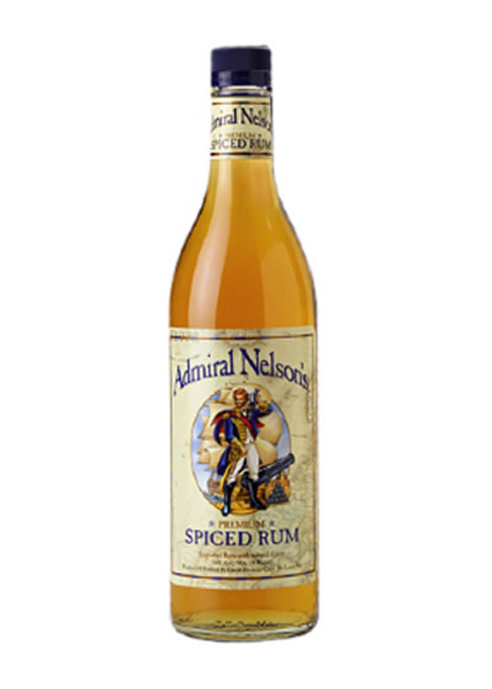 Admiral Nelson Spiced Rum 750