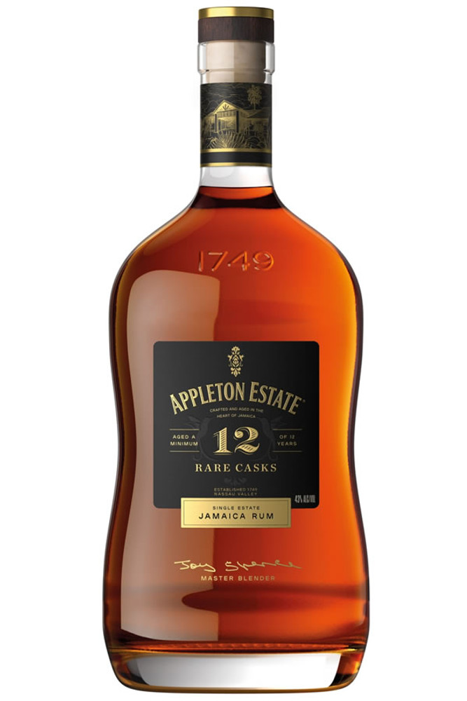 Appleton Estate Rare Casks Blend