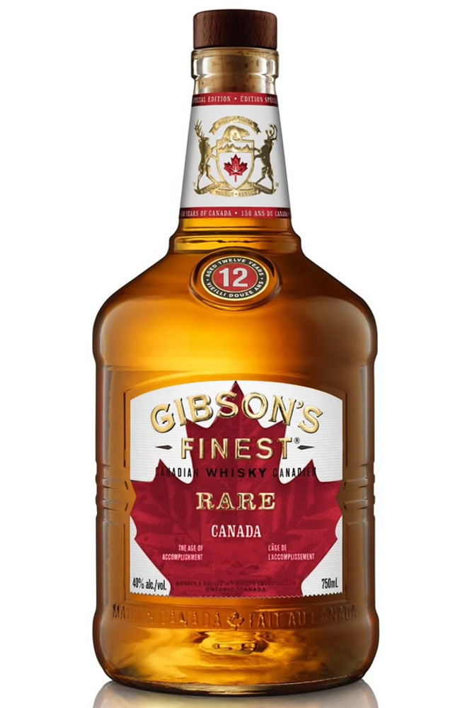 Gibson's Finest 12 Year Whiskey