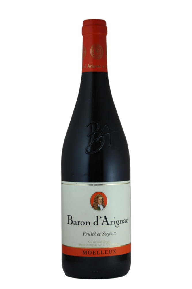 Baron D'Arignac Moelleux Rouge