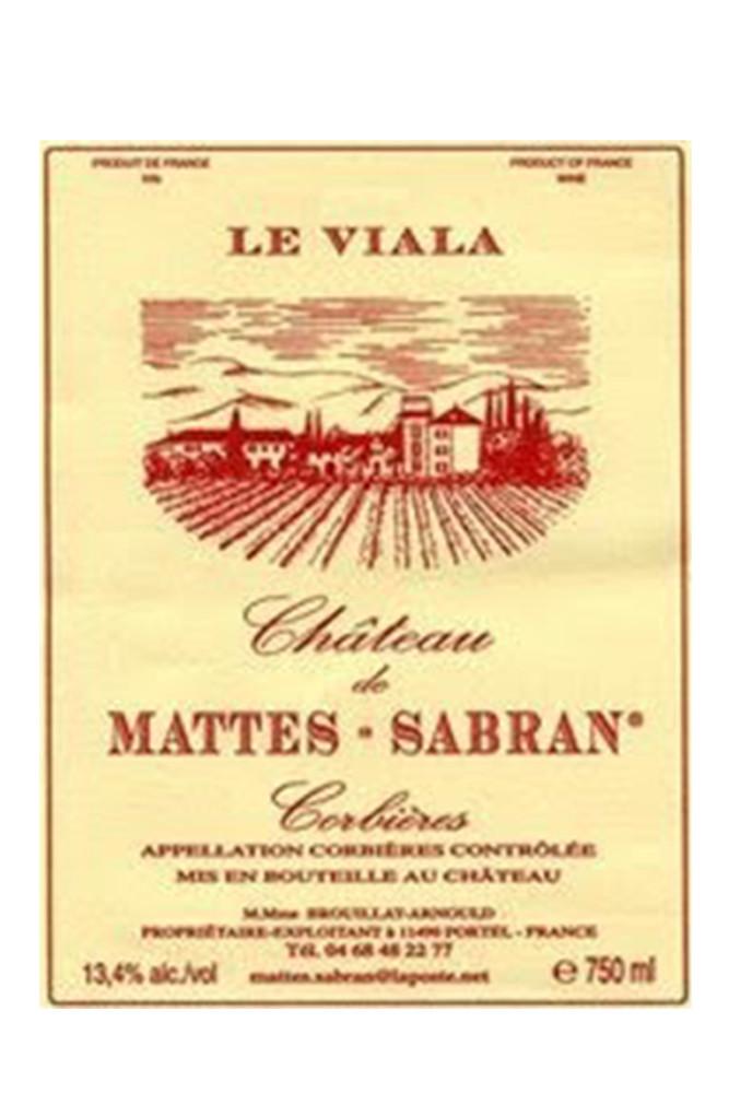 Chateau de Mattes-Sabran Corbieres
