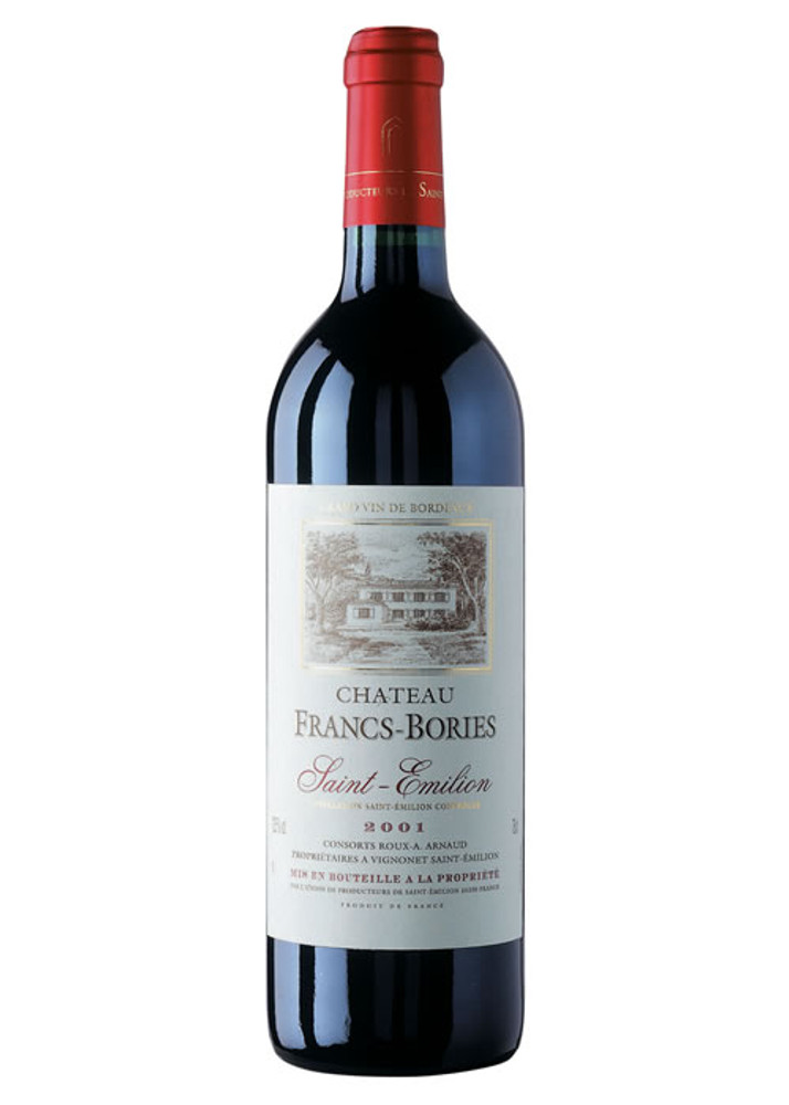 Chateau Francs Bories Saint Emilion