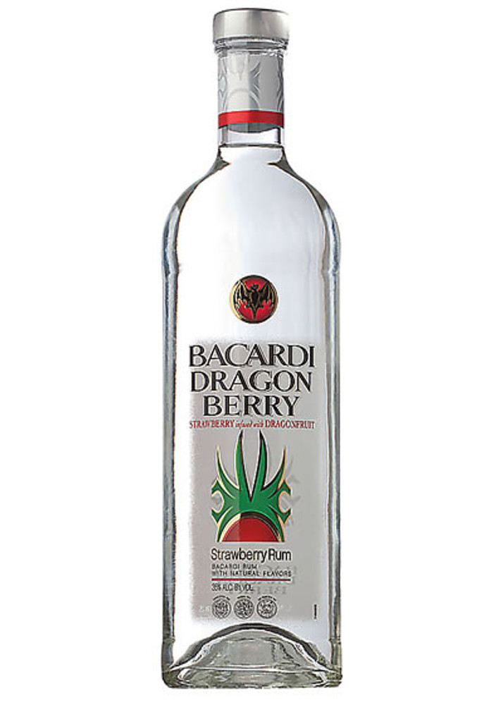 Bacardi Dragon Berry 750