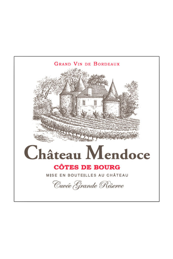 Chateau Mendoce Gazin Cote Du Bourg