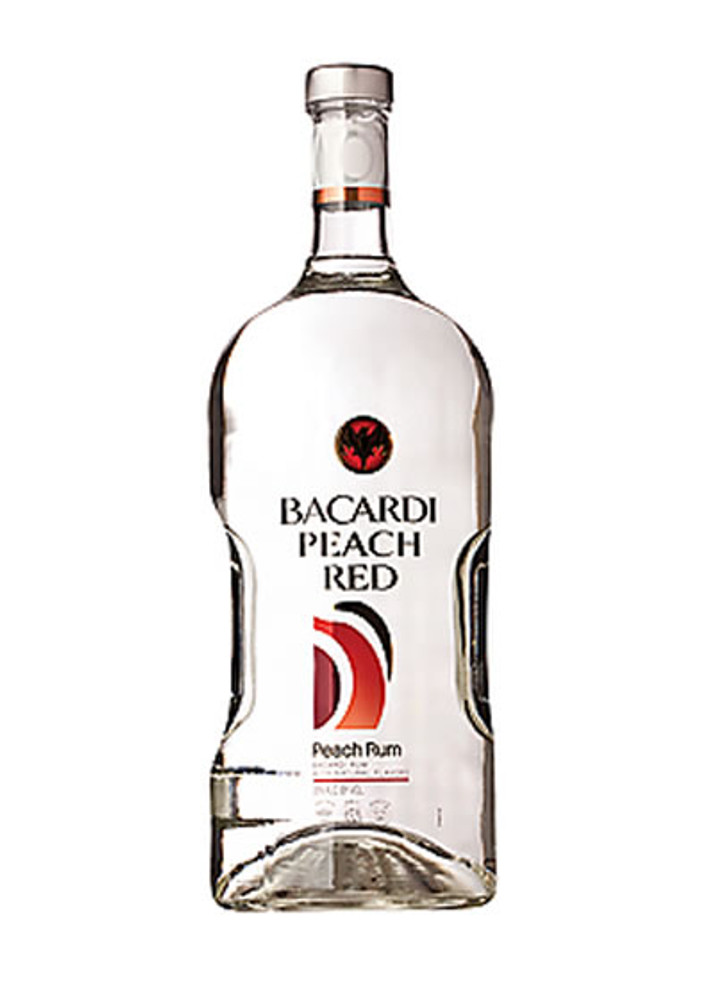 Bacardi Peach Red 1.75