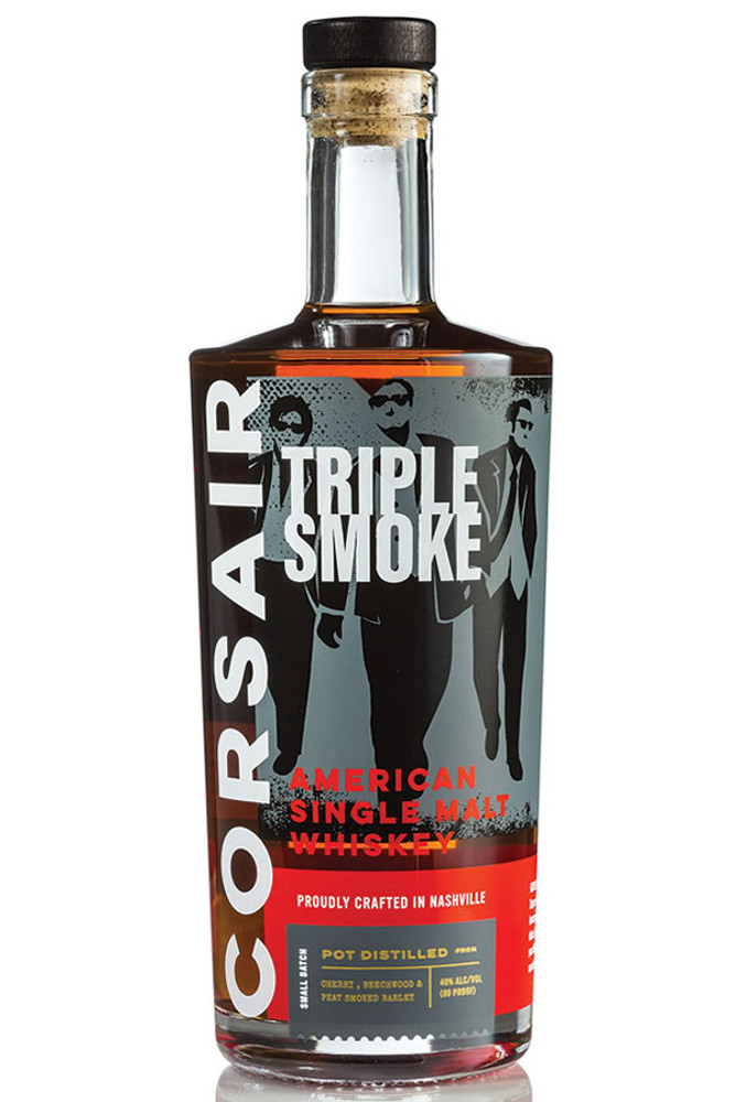 Corsair Triple Smoke Whiskey 750ML