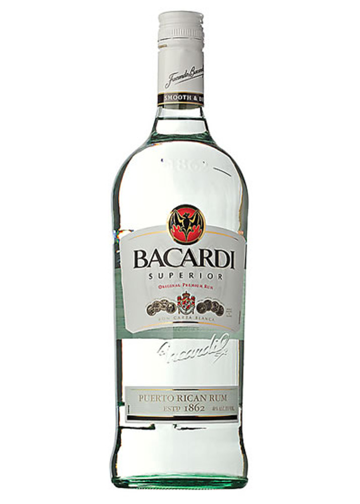 Bacardi Rum Light 1