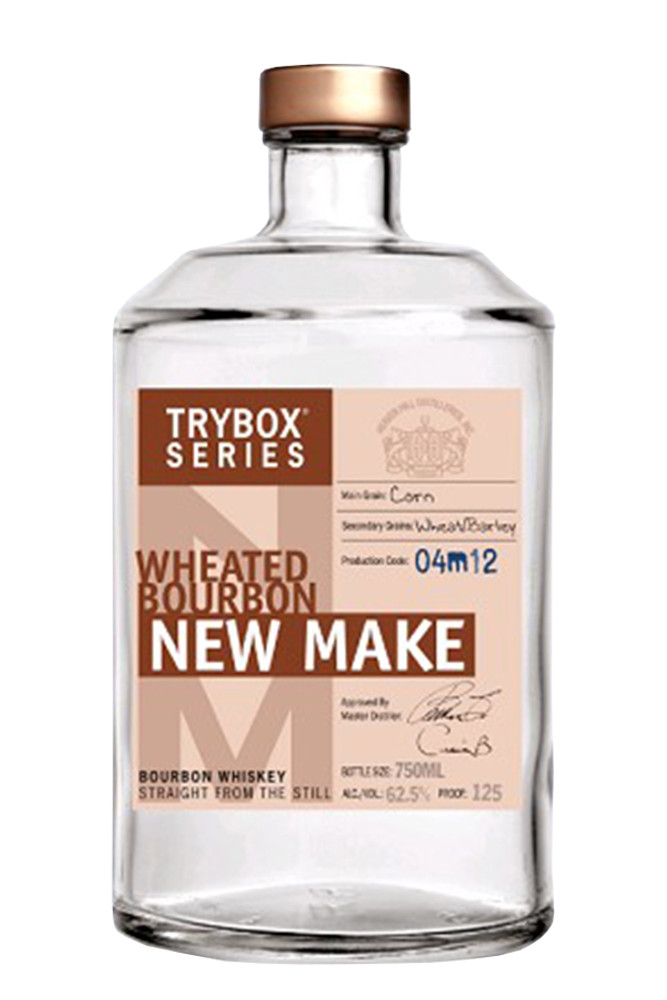 Trybox New Make Bourbon Whiskey