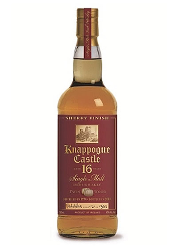 Knappogue Castle 17 Year Twin Wood